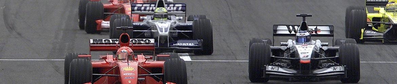 Fórmula 1 2001, Gran Premio de España, Foto: Ferrari