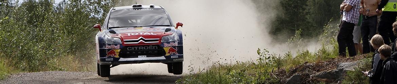 WRC 2010, Rally de Finlandia, Foto: Citroën