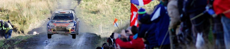 WRC 2011, Rally de Gales, Loeb, Foto: Red Bull