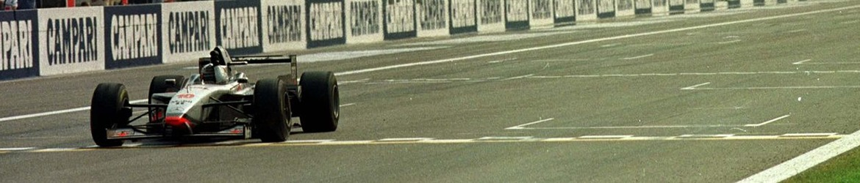 Fórmula 1 1997, Final del Gran Premio de Italia, Foto: Dominio Público