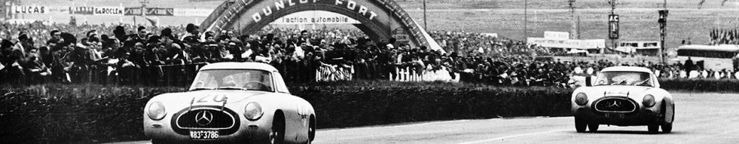 24 Horas de Le Mans de 1952, Daimler AG