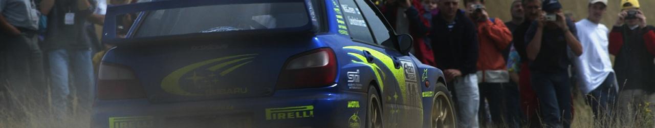 WRC 2002. Subaru