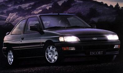 Ford Escort Mk5 1990 1995