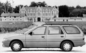 Familiar de 5 puertas. Foto: Ford
