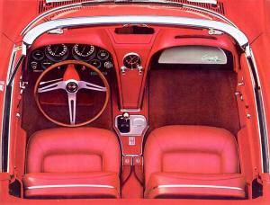 Foto: Catálogo del Corvette de 1965. Chevrolet