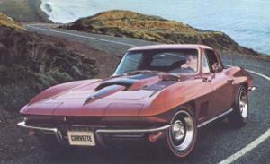 Foto: Catálogo del Corvette de 1967. Chevrolet
