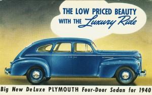 Publicidad Plymouth