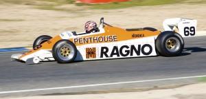Arrows A3. Martini Legends en el circuito del Jarama 2008. Foto: Algunos derechos reservadosporoalfonso (Flickr)