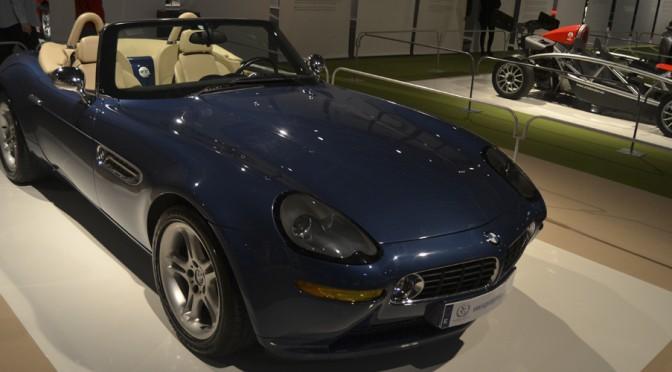 """<span class=""""entry-title-primary"""">BMW Z8 """"E52"""", 2000-2003</span> <span class=""""entry-subtitle"""">Descapotable de 2 puertas obra de Henrik Fisker</span>"""