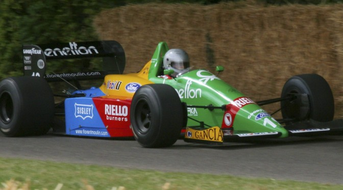"<span class=""entry-title-primary"">Benetton-Ford B188, 1988</span> <span class=""entry-subtitle"">Equipo Benetton Formula Ltd - Temporada 1988</span>"