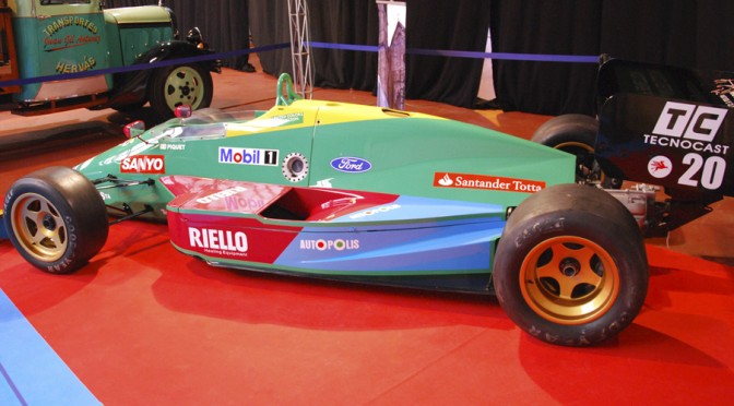 "<span class=""entry-title-primary"">Benetton-Ford B190, 1990</span> <span class=""entry-subtitle"">Equipo Benetton Formula Ltd - Temporada 1990</span>"
