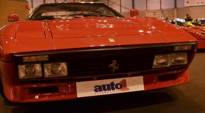 "<span class=""entry-title-primary"">Ferrari 288 GTO, 1984 -1985</span> <span class=""entry-subtitle"">Coupé 2 puertas obra de Leonardo Fioravanti para Pininfarina, hom. FIA Grupo B</span>"