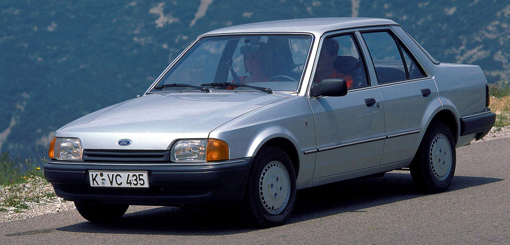 Ford Orion Mk2. Ford Motor Company