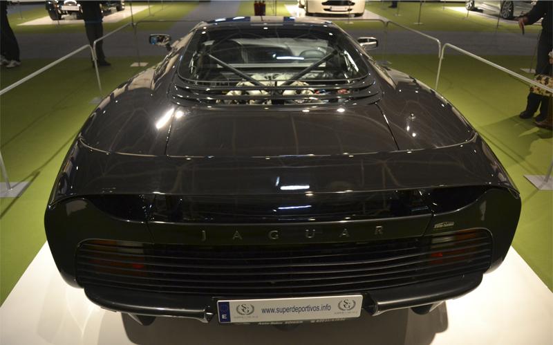 Jaguar XJ220. Foto: José Ángel García Cerezo. Exposición Supercoches IFEMA Diciembre 2011
