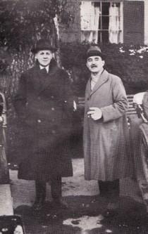 AC Cars. John Weller y su mecenas John Portwine