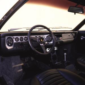 Lamborghini Urraco. Foto: Automobili Lamborghini SpA