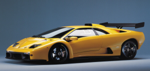 Lamborghini Diablo. GTR (Lamborghini)