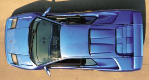 Lamborghini Diablo. SV (Lamborghini)