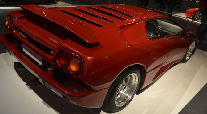 """<span class=""""entry-title-primary"""">Lamborghini Diablo, 1990-2001</span> <span class=""""entry-subtitle"""">Coupé/Roadster 2p obra de Marcello Gandini / Tom Gale de Chrysler Stiling Center</span>"""