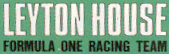 Logo Leyton House Formula One Racing Team