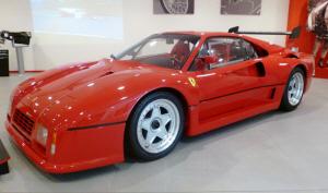 Ferrari 288 GTO. Evoluzione, foto de autoría sin confirmar