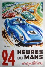 24 Horas de Le Mans de 1956
