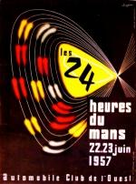 24 Horas de Le Mans de 1957