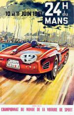 24 Horas de Le Mans de 1961