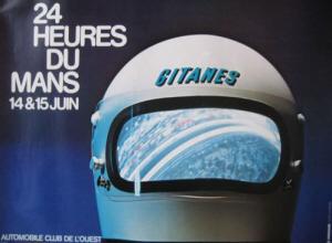 Poster Le Mans 1975