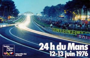 Poster Le Mans 1976