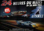24 Horas de Le Mans de 1982