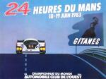 24 Horas de Le Mans de 1983