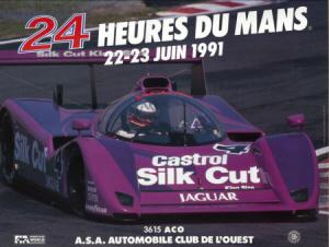 Poster Le Mans 1991