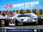 24 Horas de Le Mans de 1996