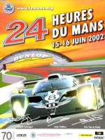 24 Horas de Le Mans de 2002