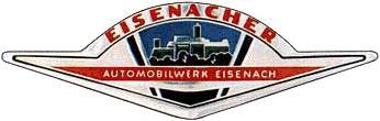 Antiguo Logo Eisenacher