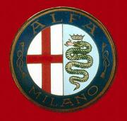 Alfa-Romeo. Biscione. 1910-1915