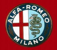 Alfa-Romeo. Biscione. 1915-1925