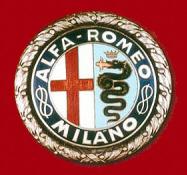 Alfa-Romeo. Biscione. 1925-1946
