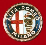 Alfa-Romeo. Biscione. 1946-1972