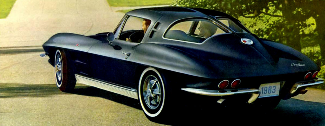 Chevrolet Corvette C2, 1963 Brochure
