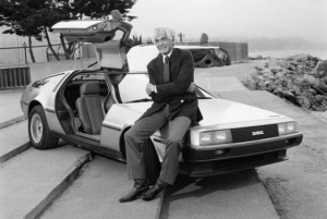 John DeLorean - © Roger Ressmeyer/CORBIS