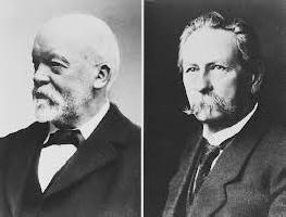 Mercedes-Benz. Gottlieb Daimler yKarl Benz