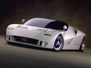 Ford GT. Prototipo GT90 de 1995. Ford