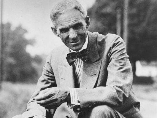 Henry Ford Foto: Detroit Free Press Files