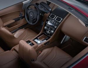 Aston Martin DBS Volante. Foto: Aston Martin