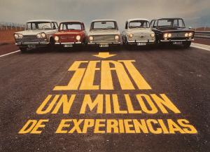 SEAT un millón