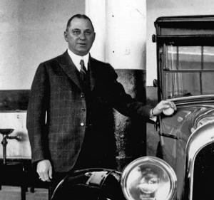 Walter P. Chrysler, Foto: Chrysler Media Archives