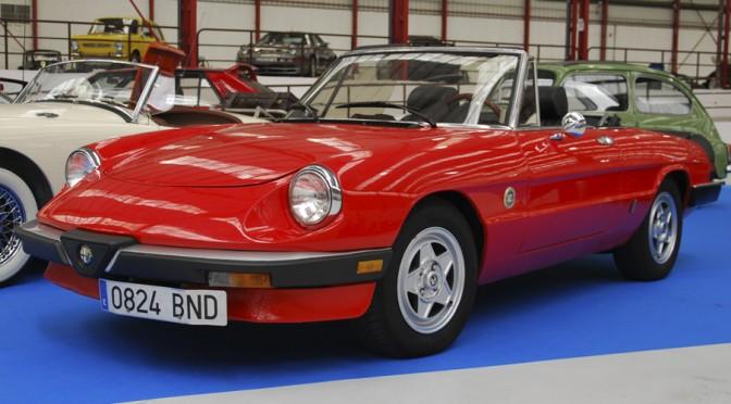 """<span class=""""entry-title-primary"""">Alfa Romeo Spider Serie 3 """"Aerodinamica"""", 1983-1989</span> <span class=""""entry-subtitle"""">Descapotable 2 puertas obra de Pininfarina</span>"""