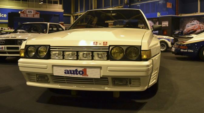 "<span class=""entry-title-primary"">Citroën BX 4TC, 1985</span> <span class=""entry-subtitle"">Berlina 5 puertas homologada para FIA Grupo B</span>"